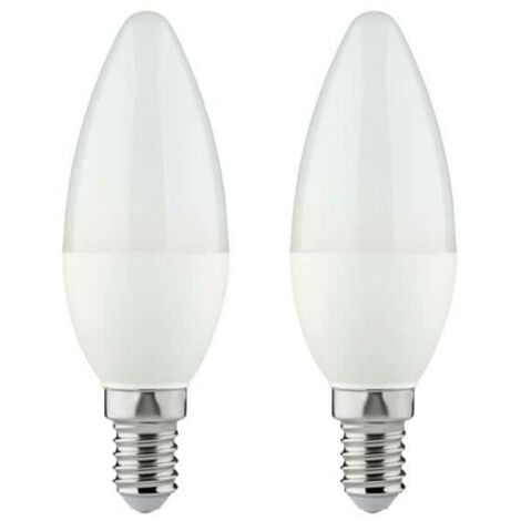 Bombillas LED de llama XXCELL - E14 equivalente 40W x2