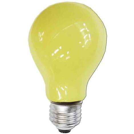 Bombillas standard e27 25w 220/240v amarilla