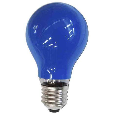 Bombillas standard e27 25w 220/240v azul