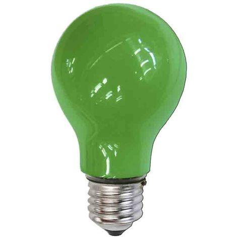 Bombillas standard e27 25w 220/240v verde