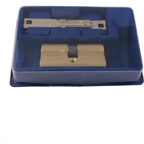 Bombillo Seguridad Laton Tx80 - TESA - TX853030L - 30X30 MM