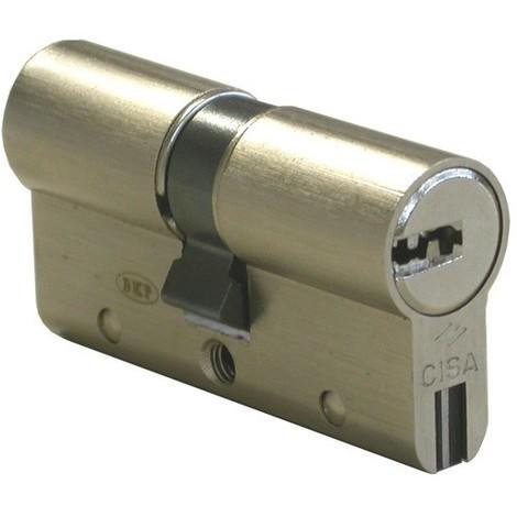 Bombillo Seguridad Niquel Astrals Leva Corta 40X40 Mm - CISA - 0A3S1.18.0.12Sz.C5