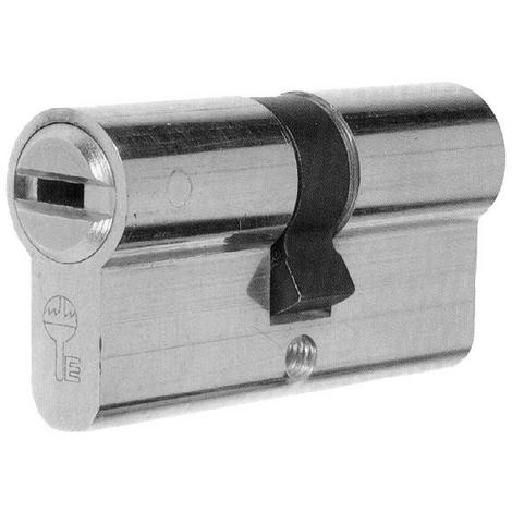 Bombillo Seguridad Niquel Ds15 - EZCURRA - 1001305 - 30X30 MM