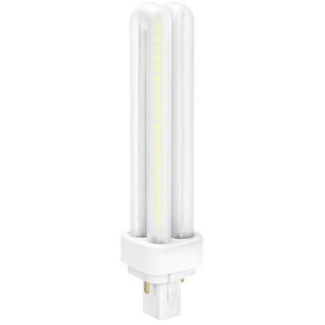 BOMB.LED PLC G24 11W. 230V. FRIA Matel