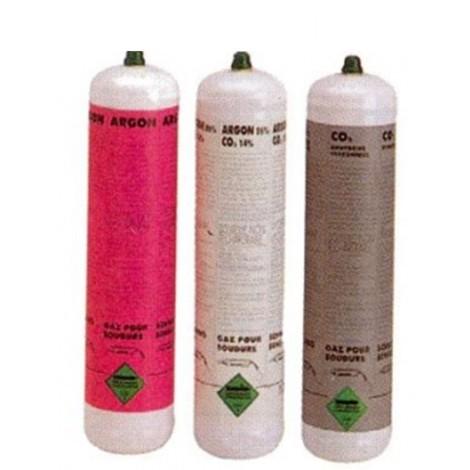 Bombola di ossigeno gas CO2 1lt non ricaricabile DECA bombola saldatura MIG