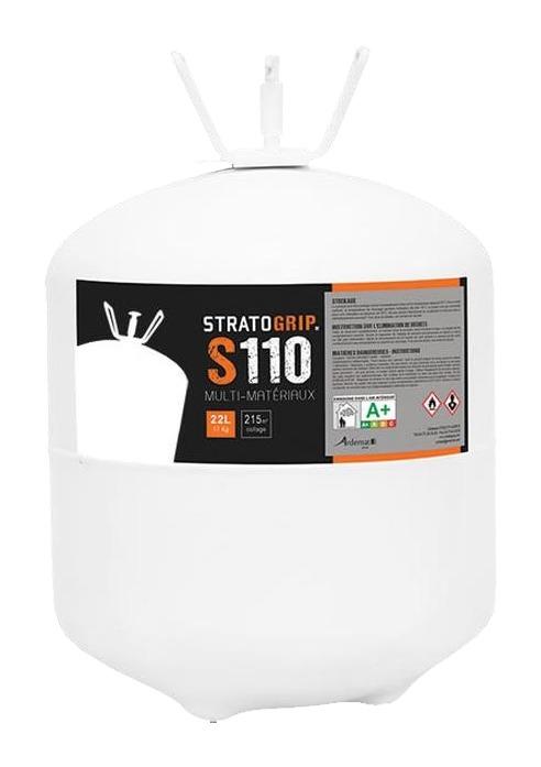 Startogrip - Bonbonne de colle Stratogrip premium S110 ARDEMAT - 22 litres - 17.25 kg- S110