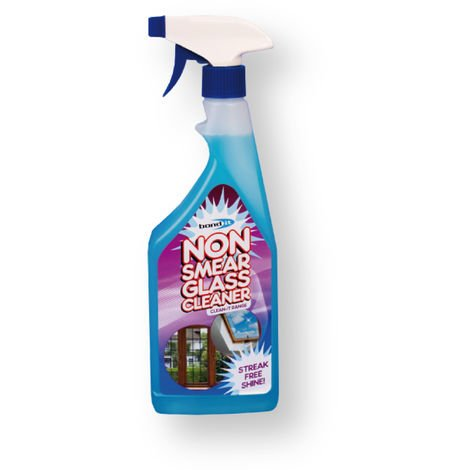 Bond-It Non Smear Glass Cleaner 750ML