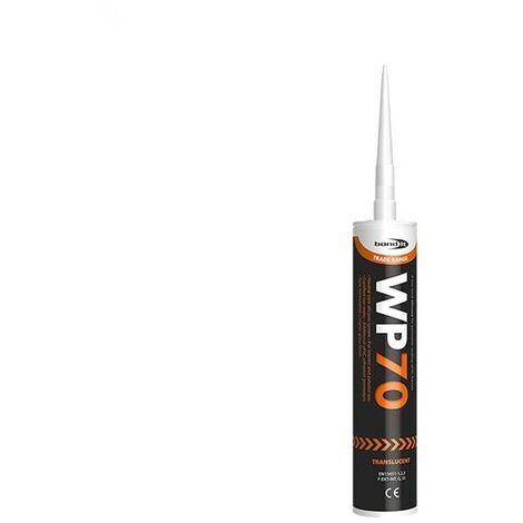 Bond-It WP70 Low Modulus Oxime Silicone Sealant - Translucent EU3
