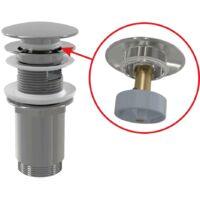 """Bonde """"Clic-Clac"""" universelle - Set de drainage à ouverture par pression (SP ECRV02)"""