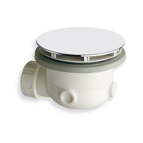 BONDE DE DOUCHE BOUCHON PLAT DIAMETRE 90 mm CHROME - CRISTINA ONDYNA VD88051