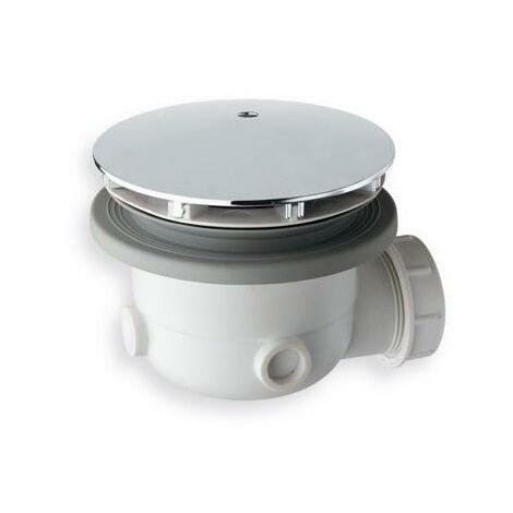 BONDE DE DOUCHE DIAMETRE 90 mm CHROME - CRISTINA ONDYNA VD80051