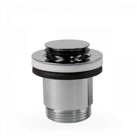 Bonde de lavabo Ø 40 mm CLICK‑CLACK - TRES 24284002