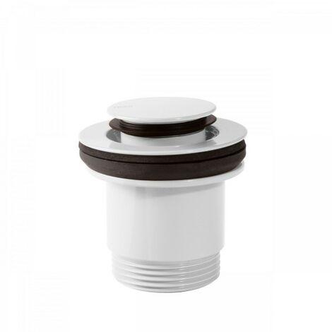 Bonde de lavabo Ø 40 mm CLICK‑CLACK - TRES 24284002BL