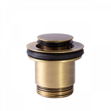 Bonde de lavabo Ø 40 mm CLICK‑CLACK - TRES 24284002LV