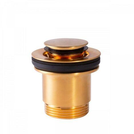 Bonde de lavabo Ø 40 mm CLICK‑CLACK - TRES 24284002OM