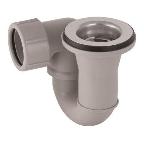 Bonde de receveur de douche GEBERIT Ø 52 mm - Sans cache bonde - 150.125.00.1