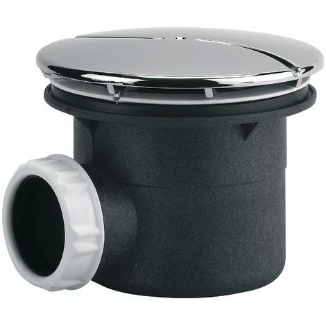 Bonde diamètre 90 mm sortie horizontale Neptune - Capot ABS