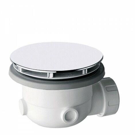Bonde extraplate avec siphon incorporé Ø 86 mm. Vidage 15 l/min. - TRES 134552