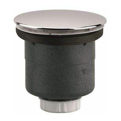 Bonde pour receveur gros débit, diamètre 90mm