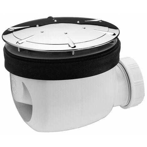 Bonde Twisto pour receveur de douche, Diam.90 mm, WIRQUIN