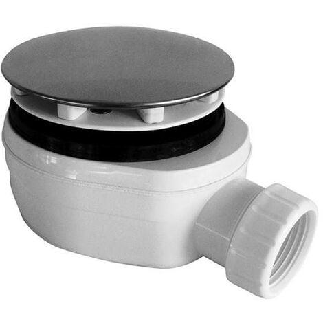 Bonde universelle pour receveurs de douche Ø 60/65 | chrome