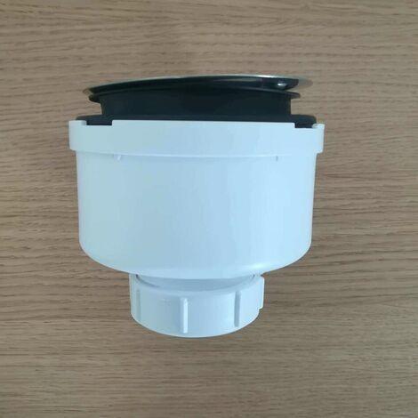 Bonde verticale 90 mm pour receveurs LOGIC - MODE - STRATO - NEW YORK - CLEVER