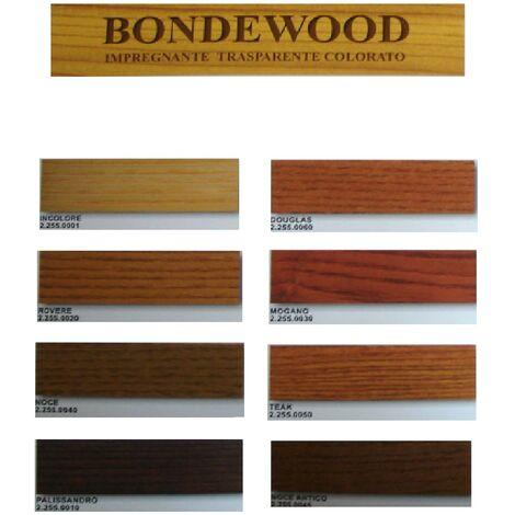 Bondewood Impregnante per legno pronto all'uso 0,75 l