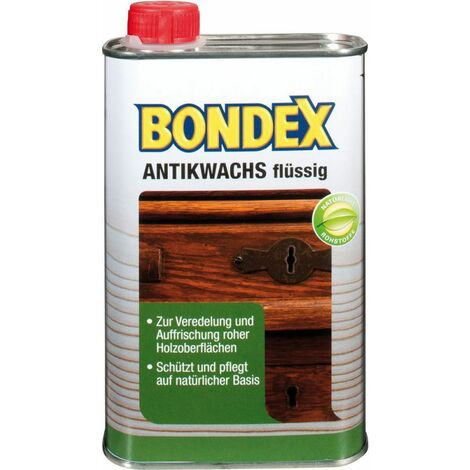 Bondex Antikwachs flüssig Natur 0,50 l - 352676