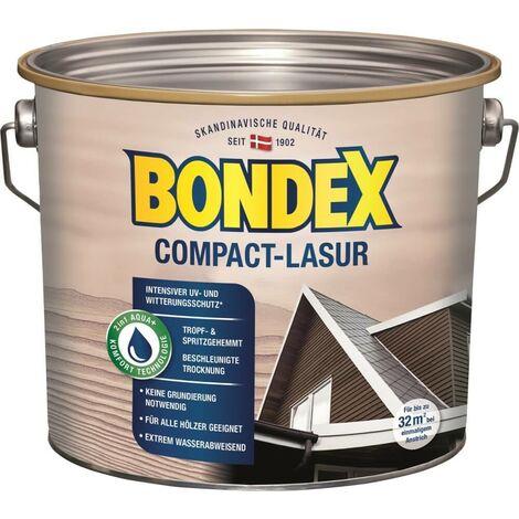 Bondex Compact Lasur 2,5 l, eiche
