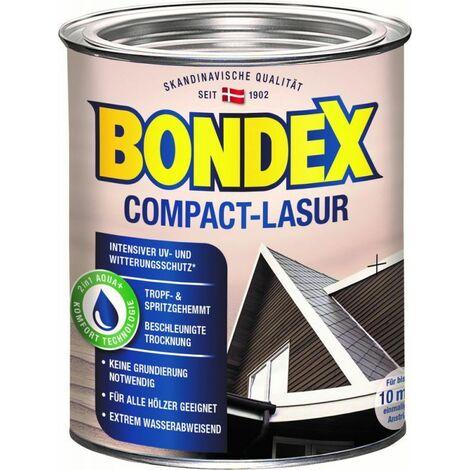 Bondex Compact Lasur Blanc 2,5 l - 381243