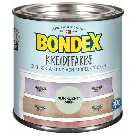 Bondex Craie couleur vert heureux 0,5 l 386521