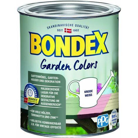 Bondex Garden Colors blanc craie 0,75l – 386163