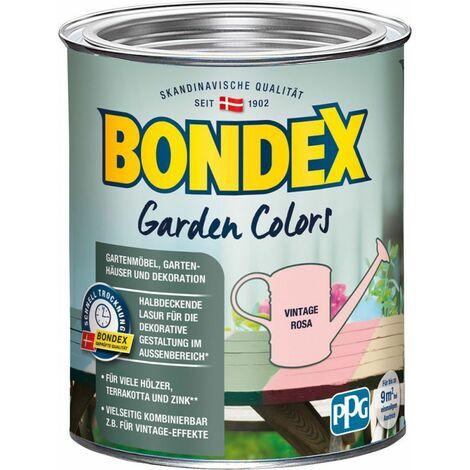Bondex Garden Colors rose vintage 0,75l – 386160