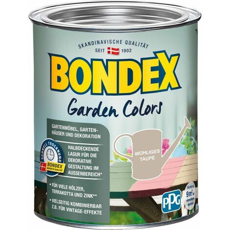 Bondex Garden Colors taupe confortable 0,75l – 389188