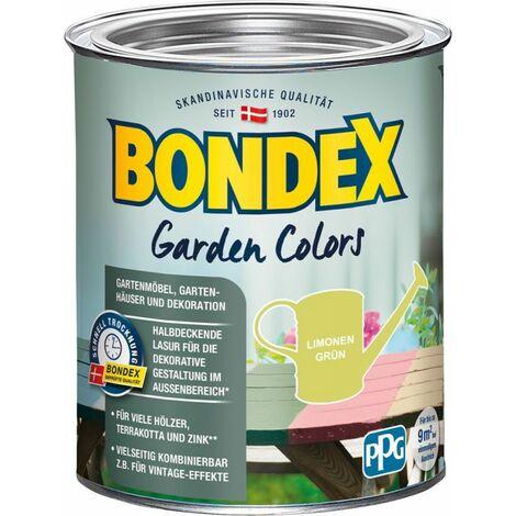 Bondex Garden Colors vert citron 0,75l – 389186