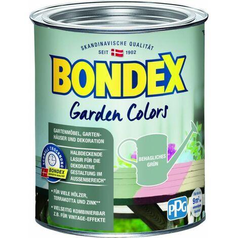Bondex Garden Colors vert confortable 0,75l – 386156