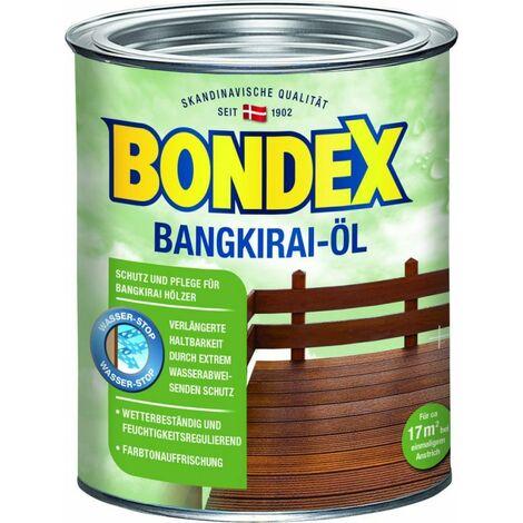 Bondex Huile Bangkirai 0,75 l - 329612
