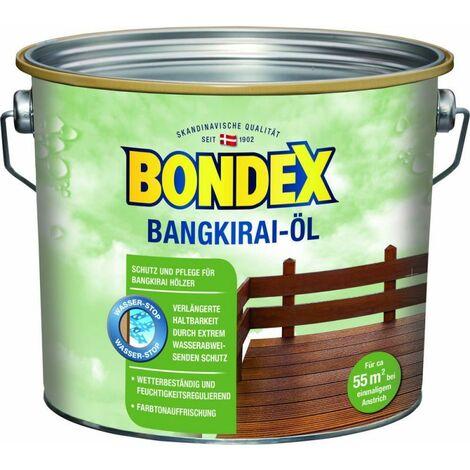 Bondex Huile Bangkirai 2,50 l - 329609