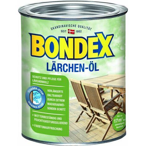 Bondex Huile de mélèze 0,75 l - 329620