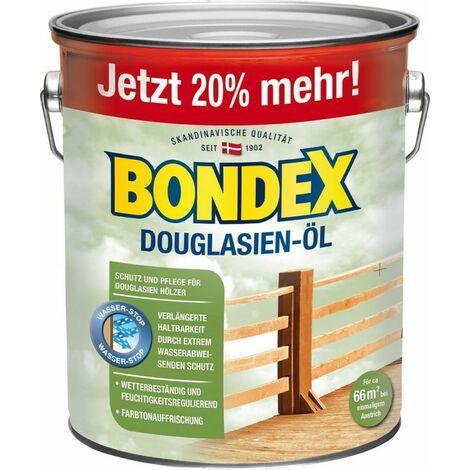 Bondex huile de sapin Douglas 3,00 l - 329615