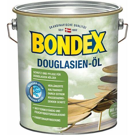 Bondex huile de sapin Douglas Öl 4,00 l - 329616