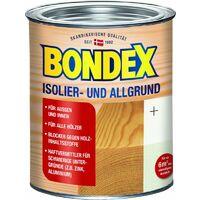 Bondex Isolier- und Allgrund Weiß 0,75 l - 330051