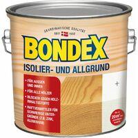 Bondex Isolier- und Allgrund Weiß 2,50 l - 330050
