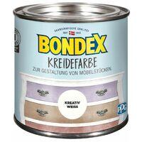 Bondex Kreidefarbe Kreativ Weiss 0,5 l - 386520