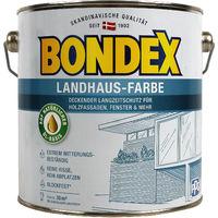 Bondex Landhausfarbe 2,5L