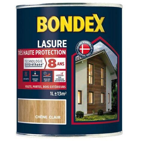 BONDEX LAS.HTE PROT.8ANS 5L+20% CHATA (Vendu par 1)