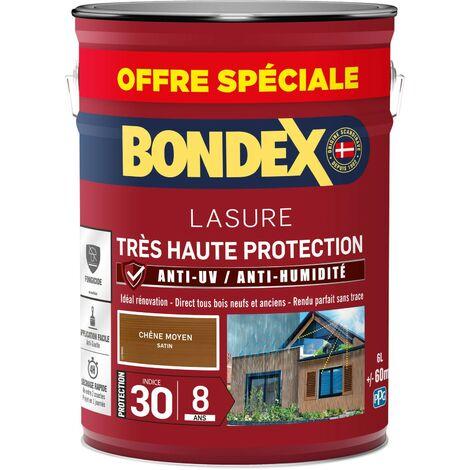 Bondex Lasure Très haute protection satin 8 ans