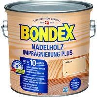 Bondex Nadelholz Imprägnierung Plus Farblos 2,50 l - 330056