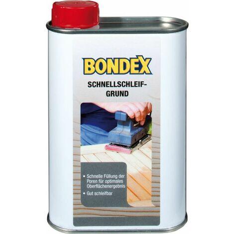 Bondex Schnellschleifgrund Farblos 0,25 l - 352628
