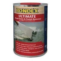 BONDEX sverniciatore - elimina colori, smalti e impregnanti 500 ml
